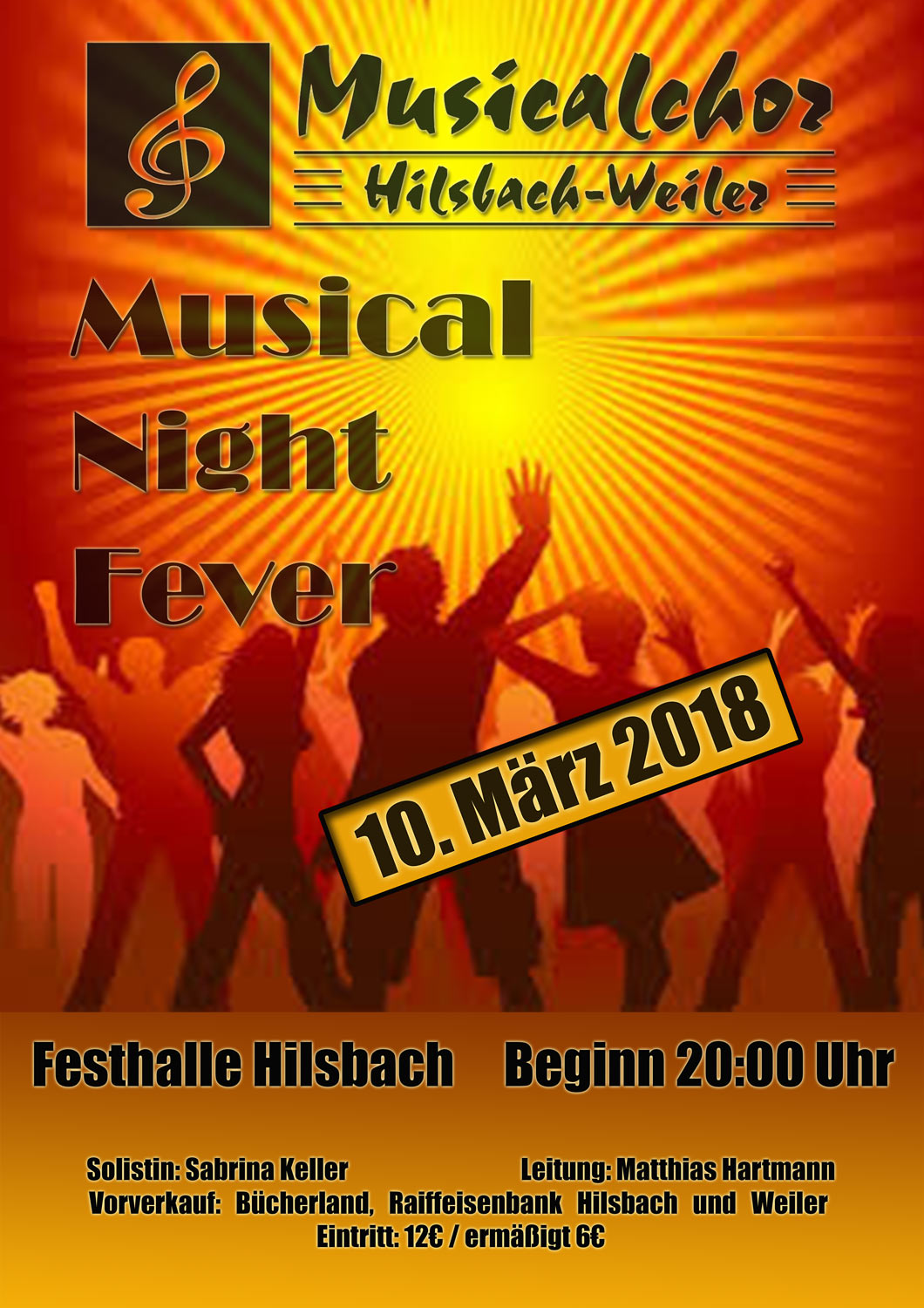 Musical Night Fever